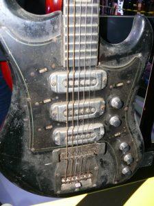 izlozba vintage gitara