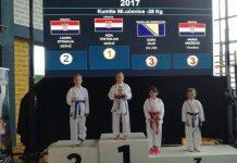 karate reprezentacija Međimurja Đurđevac