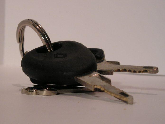 ključevi od auta