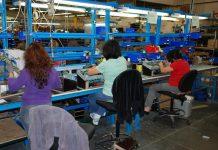tvornica rad posao radnik