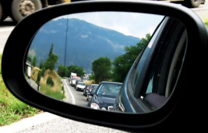zastoj gužva promet