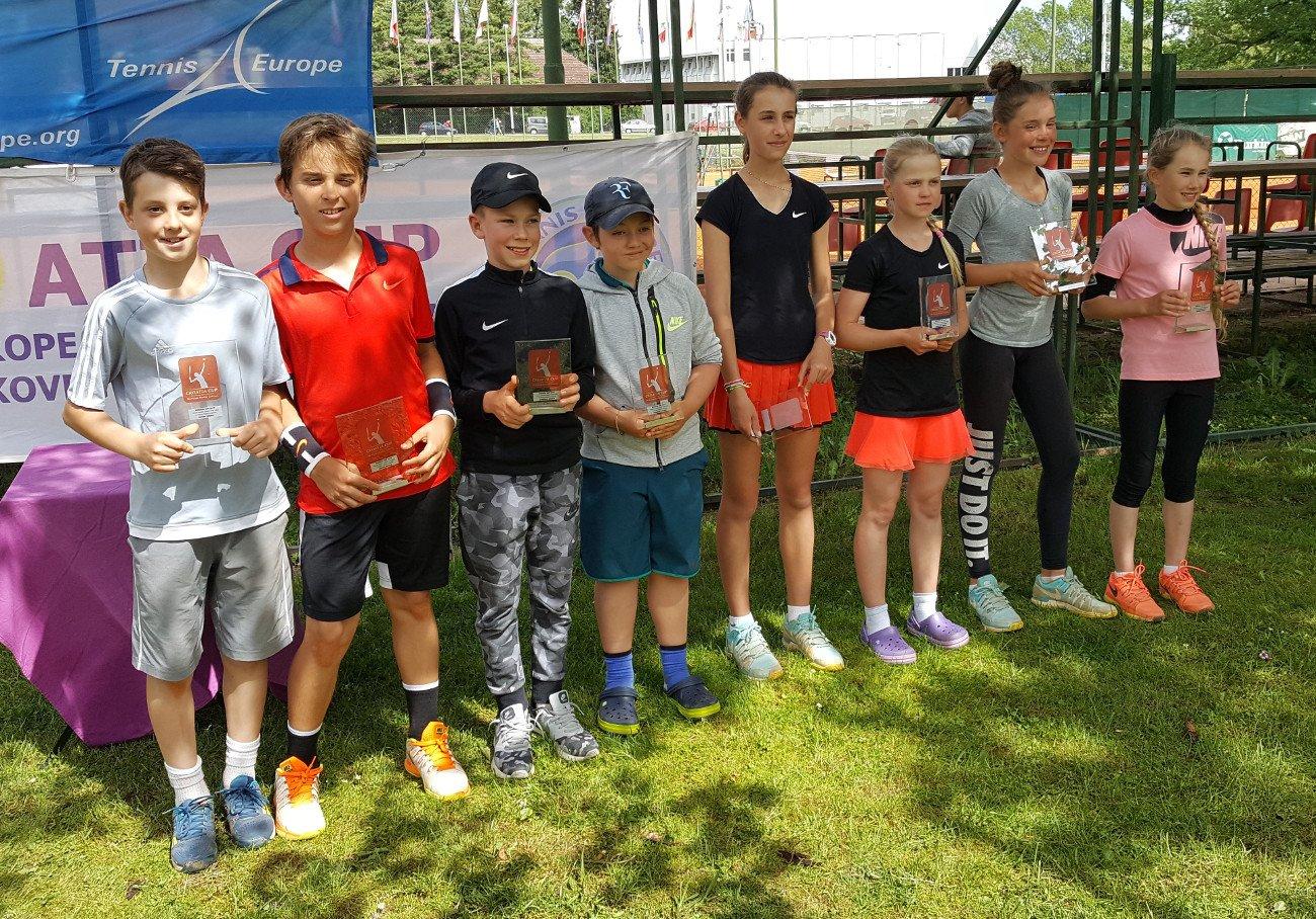 CROATIA CUP finalisti parova