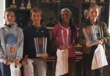 CROATIA CUP finalisti pojedinačno muški i ženske