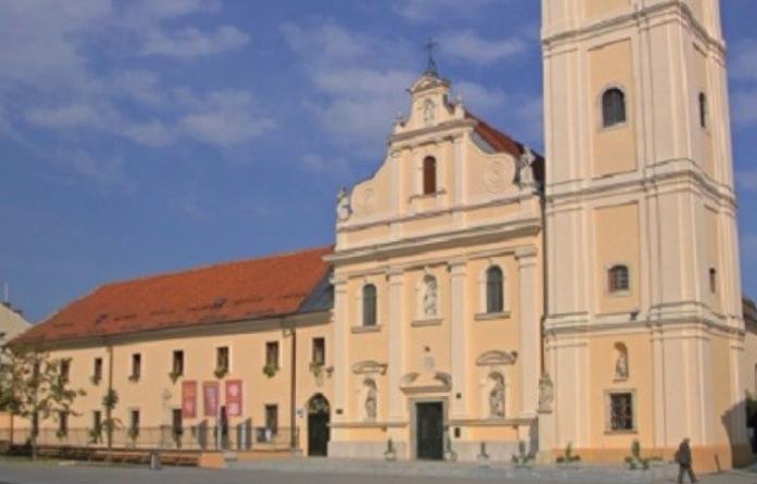Crkva svetog Nikole Čakovec