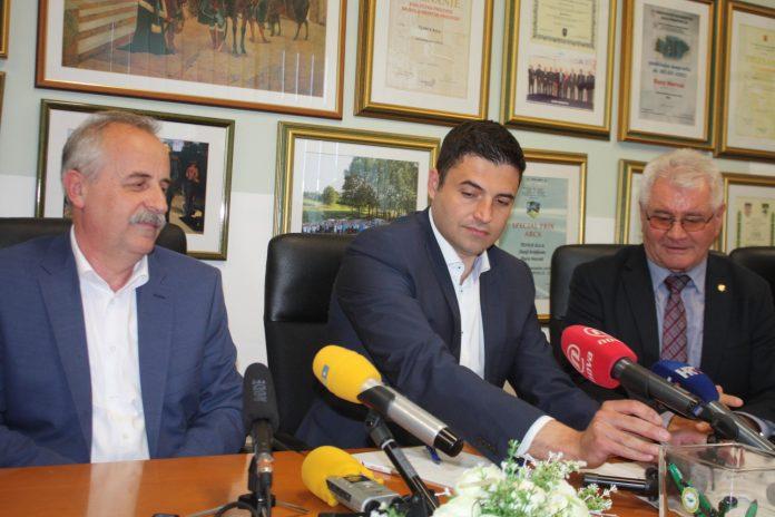 Klub 1000 Mladen Novak davor Bernardić Đuro Horvat