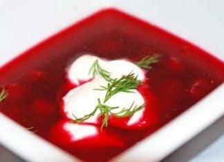 Krem juha od cikle