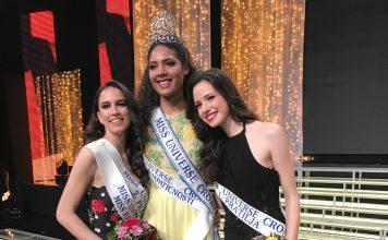 Shanaelle Petty Miss Universe