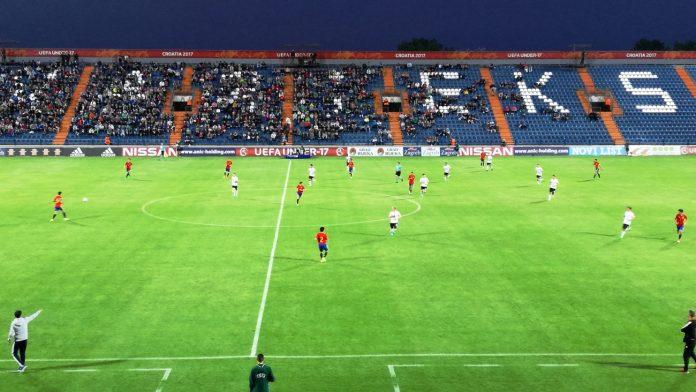 Nogomet Euro u 17 Varaždin
