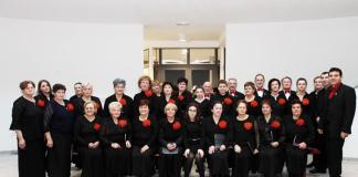 Pjevački zbor Strahoninec