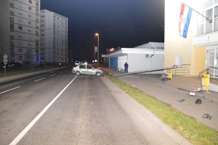 Poginuo prometna nesreća Čakovec Porezna