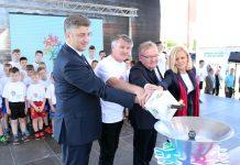 Sportske igre mladih Prelog Andrej Plenković