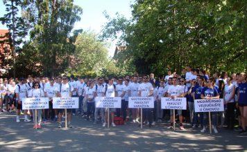 Sportske igre studenata Sjeverozapadne Hrvatske1