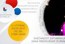 Svečano zatvaranje Dana Međimurske županije 09.05