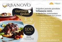 Urbanovo – Gurman tjedan