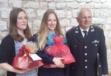 Nagrađeni međimurski vatrogasci