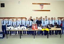 oprema civilne zaštite vatrogasci Nedelišće
