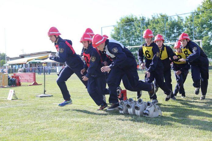 Županijsko natjecanje međimurske vatrogasne mladeži