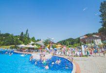 Punkufer Pool Party Terme Sveti Martin