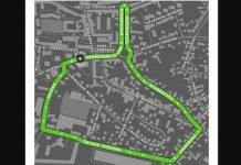 Trasa utrke velika nagrada grada čakovca