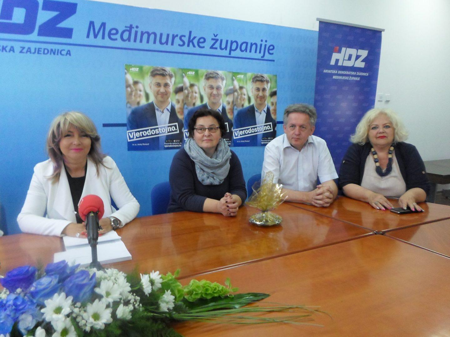 Zajednica žena HDZ-a Katarina Zrinski