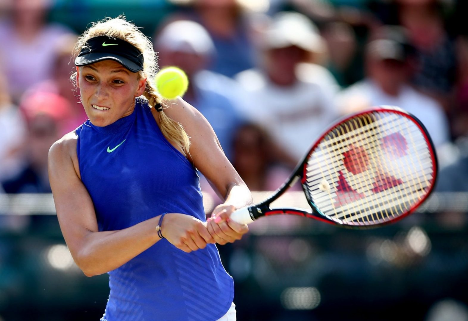 Donna Vekić odigrala je sjajan tenis u gradu Robina Hooda
