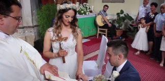 Petra i Matija Mujkić vjenčanje