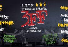 3FF - Festival alternative