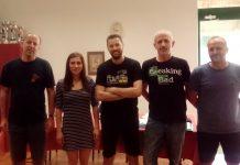 Badmintonski klub Međimurje vodstvo