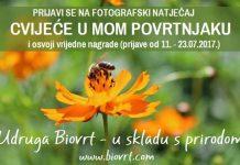 Cvijeće u mom povrtnjaku Biovrt