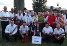 Folklorna i tamburaška sekcija KUD-a Selnica