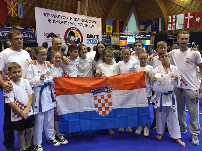 Karate klub Globus Svjetski kup