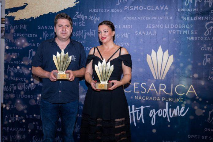 Nina Badrić nagrada Cesarica