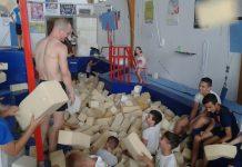 Sportsko ljeto Nedelišće gimnastika