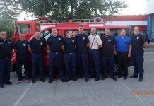 Vatrogasci dislokacija požar Dalmacija