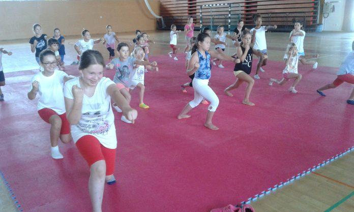 karate kamp Nedelišće