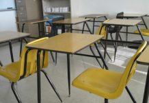 škola učionica