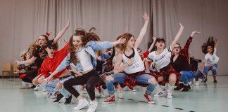 Plesačice studija Korak