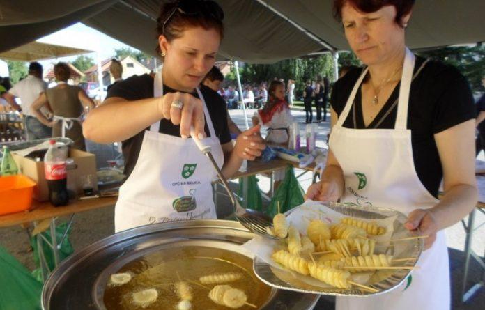 Festival krumpira Belica