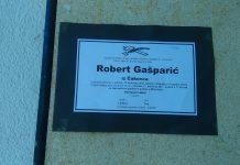 Obavijest o Robertovoj smrti