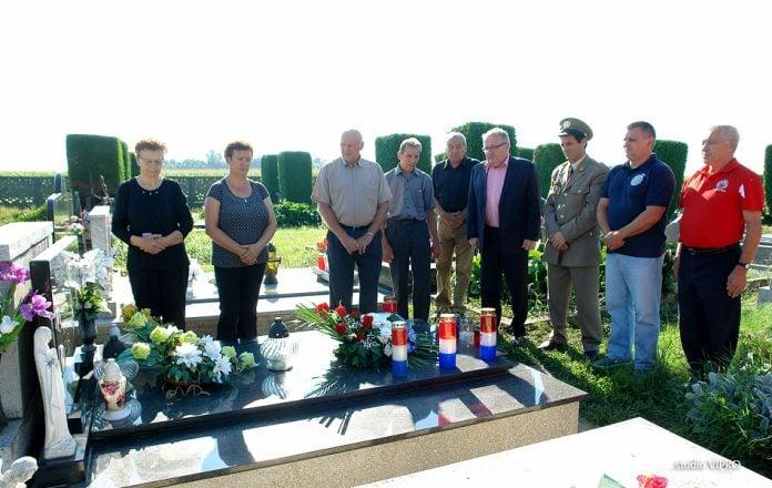 Krešimir Madić grob