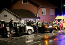 Mala Subotica sudar tri auta