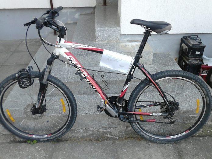 Pronađen bicikl
