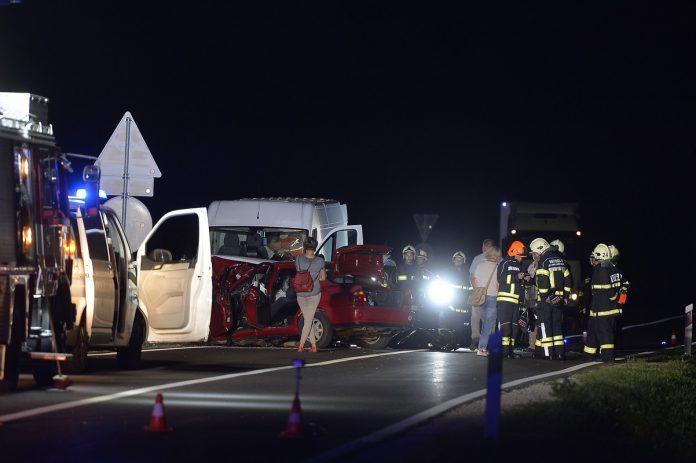 Sudar Lužan Biškupečki poginuo mladić