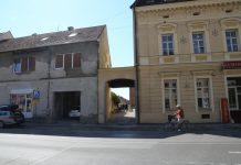 Sukob haustor Ulica kralja Tomislava Čakovec1