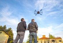 utrka dronova