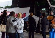 iseljavanje putovanje autobus