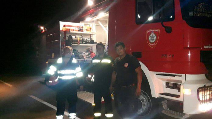 međimurski vatrogasci dislokacija Kukljica