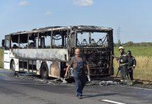 požar autobus Varaždin