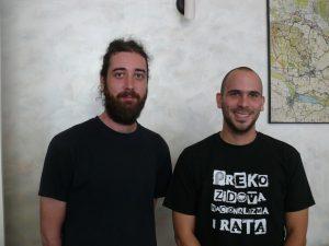 Ivan Latin i Neven Levačić