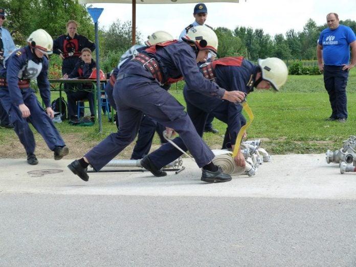 vatrogasno natjecanje